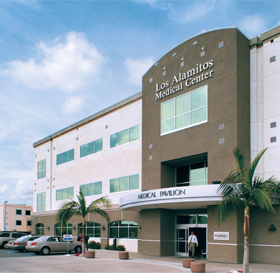 Los Alamitos Building